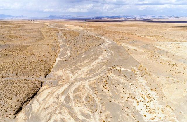 کاهش ۲۱ درصدی منابع آب سطحی خراسان جنوبی