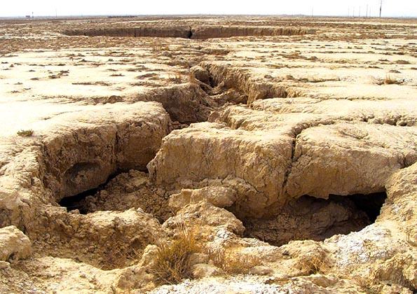 شاخص آسیب پذیری دشتهای خراسان جنوبی از کم آبی دو برابر میانگین کشوری است